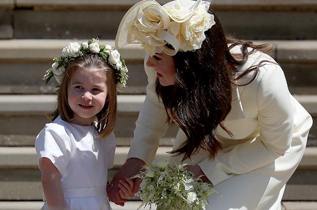 Кейт Миддлтон рассказала о хобби принцессы Шарлотты