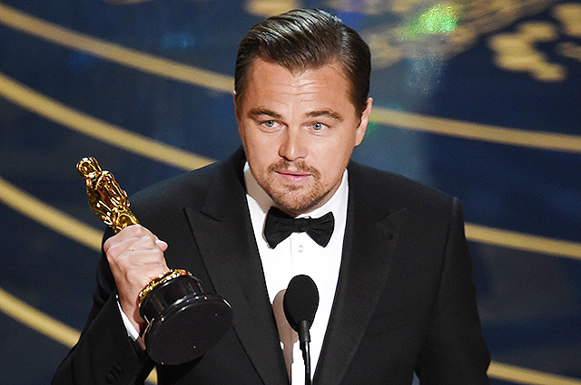 Леонардо ДиКаприо заставили вернуть «Оскар»