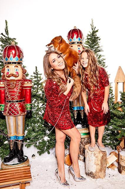 Звезда праздников: смотрим новогодние лукбуки с Полиной Гагариной, Юлией Барановской и Ольгой Шелест