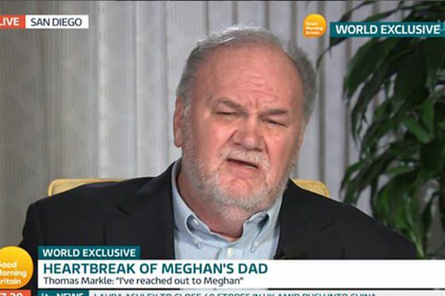 Сестра и отец Меган Маркл дали очередные скандальные интервью