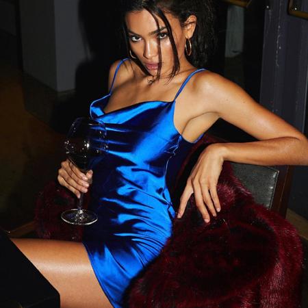 Модель Victoria's Secret раскритиковали за то, что она высмеяла любителей фастфуда