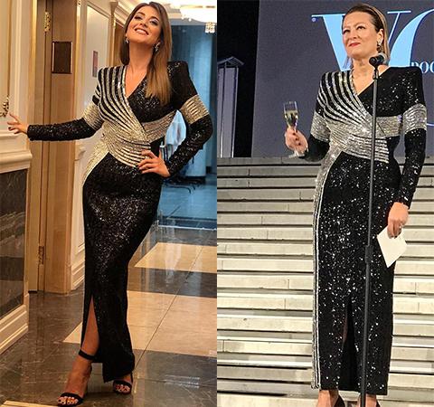 Битва платьев: Жасмин против Маши Федоровой
