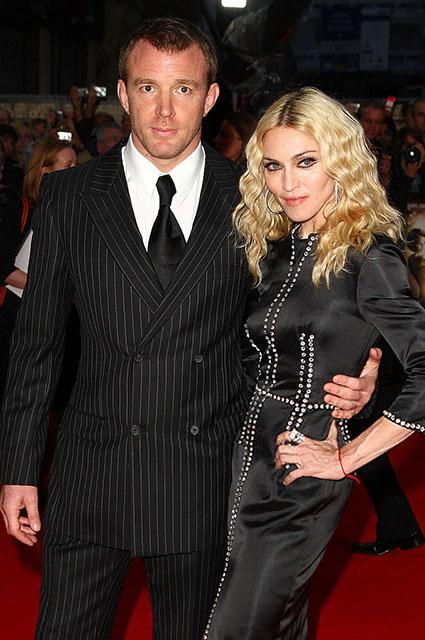 Гай Ритчи и Мадонна, 2008 год