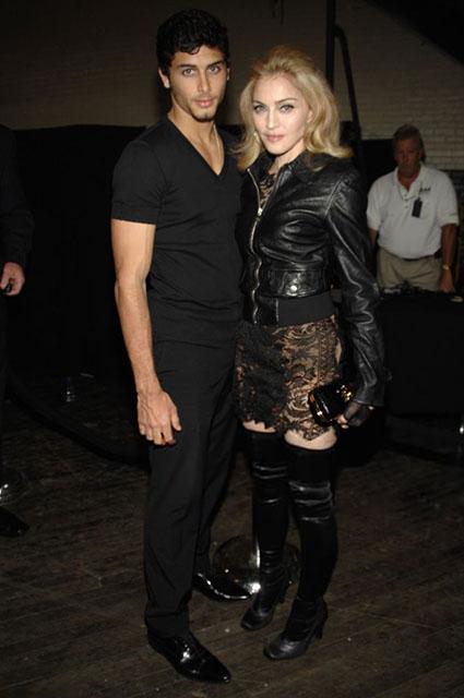 Хесус Лус и Мадонна, 2009 год