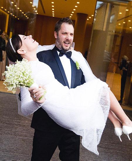 Итоги года — 2018: самые громкие, неожиданные и обсуждаемые свадьбы российских звезд