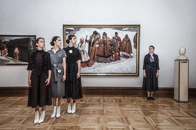 Коллекция Виктории Андреяновой