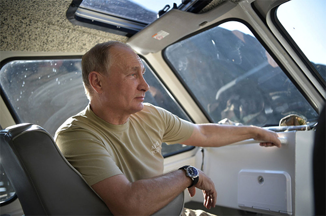 Владимир Путин рассказал, когда женится