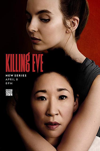 """Постер сериала """"Убивая Еву"""""""