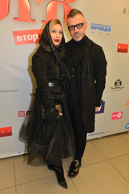 Лиза Шарикова и Алик Сирадекян
