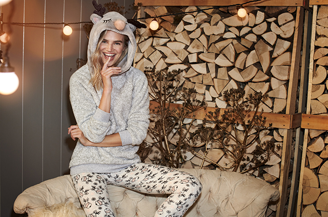 Лениво и уютно: смотрим лукбуки с домашней одеждой для новогодних каникул