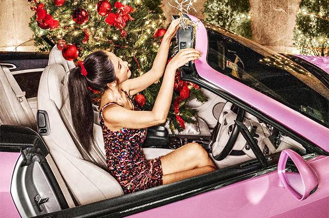 На диком люксе: как богачи Instagram отметили Рождество