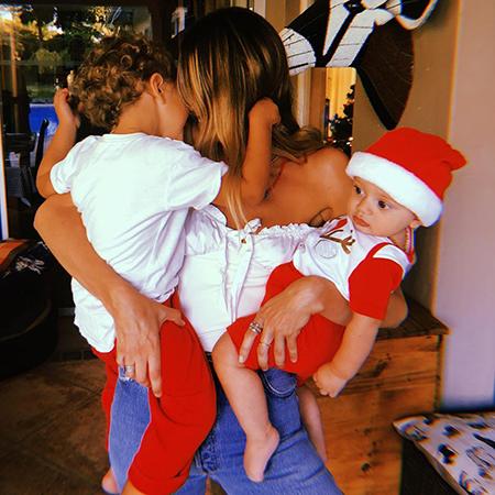 Итоги года — 2018: западные звезды, ставшие родителями