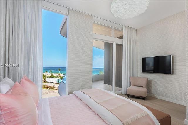 Как выглядит новая квартира Ким Кардашьян в Майами за 14 миллионов долларов