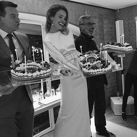 Наталья Водянова представила аромат Shalimar в честь юбилея сотрудничества с парфюмерным домом