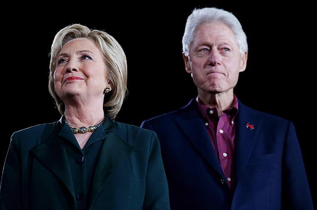Моника Левински хочет встретиться с Хиллари Клинтон и извиниться за связь с ее мужем