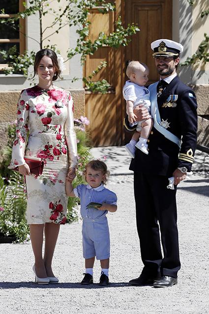 Принцесса София рассказала, как ее травили в начале романа с принцем Карлом Филиппом