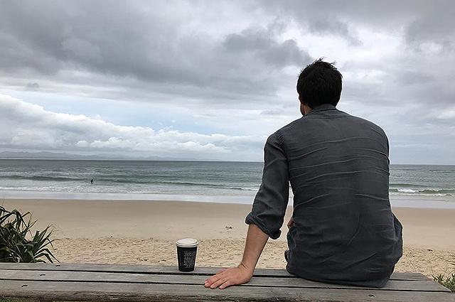 Данила Козловский и Ольга Зуева наслаждаются романтикой на берегу океана в Австралии