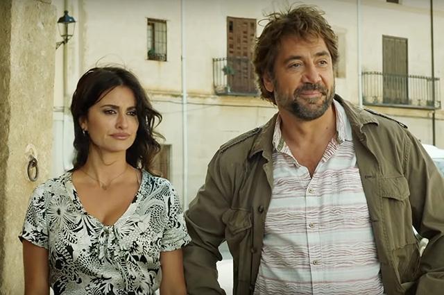Пенелопа Крус и Хавьер Бардем выясняют отношения в трейлере драмы