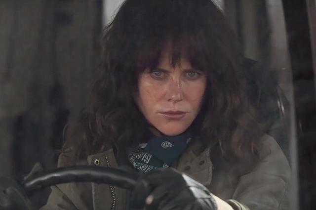 Неузнаваемая Николь Кидман в первом трейлере фильма «Время возмездия»