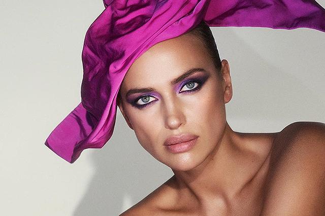 Ирина Шейк стала лицом косметической линии Marc Jacobs