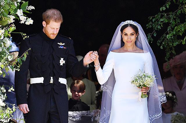 СМИ узнали о дальнейшей судьбе свадебного платья Меган Маркл