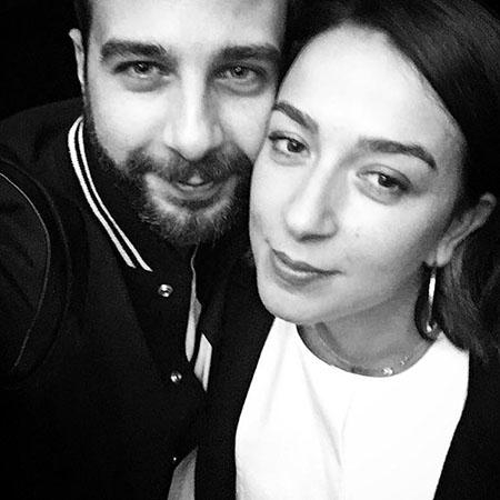 Иван Ургант и Наталья Кикнадзе
