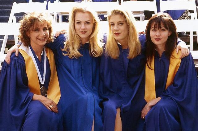 Культовый сериал «Беверли-Хиллз 90210» возвращается на экраны с теми же актерами