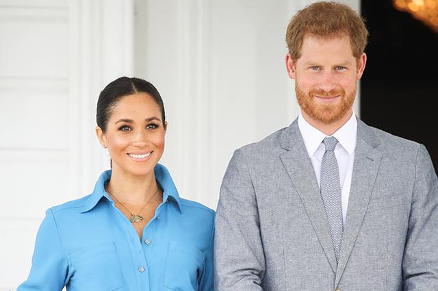 Принц Гарри и Меган Маркл устроили тайную встречу с Адель