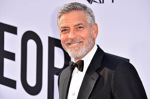 Джордж Клуни возглавил рейтинг самых высокооплачиваемых актеров мира
