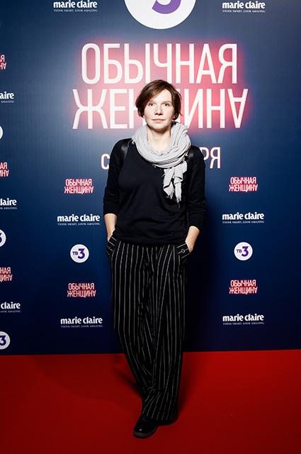 Марина Александрова, Анна Михалкова, Павел Деревянко и другие на презентации сериала