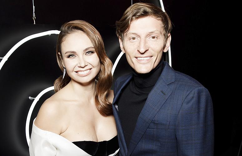 Гости премии GQ Super Women в Москве
