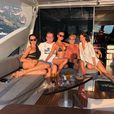 Гога Ашкенази с друзьями