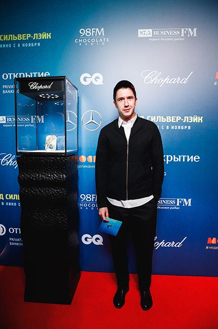 Елизавета Пескова, Андрей Малахов, Егор Корешков и другие на премьере фильма «Под Сильвер-Лэйк» в Москве