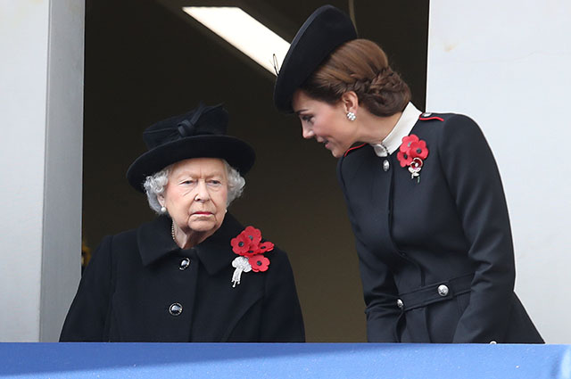 Инсайдер рассказал, как тяжело было Кейт Миддлтон в королевской семье