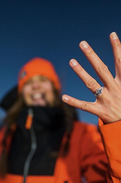«Ангел» Victoria's Secret Жозефин Скривер помолвлена: фото кольца и романтичные подробности
