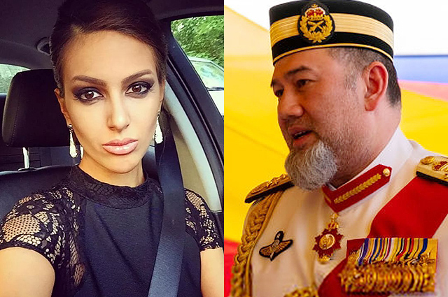 Не отрекаются, любя? Малазийский король, женившийся на Оксане Воеводиной, отказался от престола