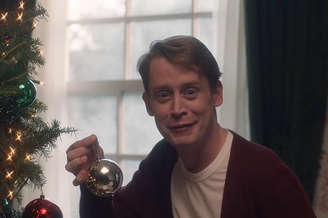 Маколей Калкин посмеялся в соцсети над своим персонажем из фильма «Один дома»