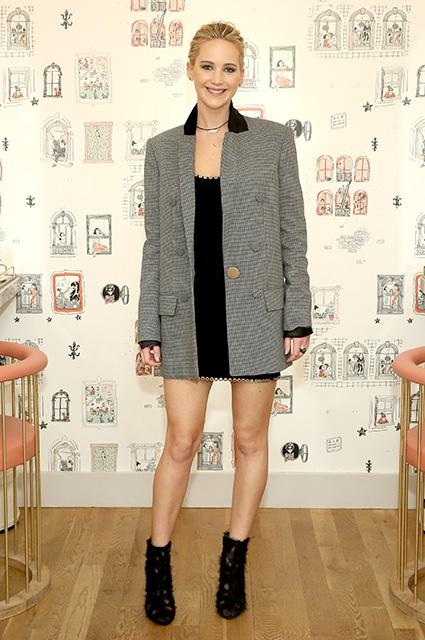 Дженнифер Лоуренс рассказала о диете, макияже и личных способах борьбы за красоту