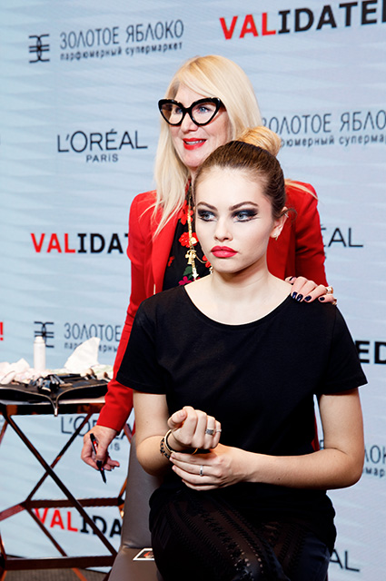 Вэл Гарланд и Тилан Блондо