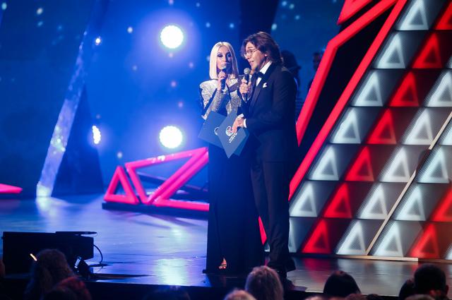 Лера Курдрявцева и Андрей Малахов