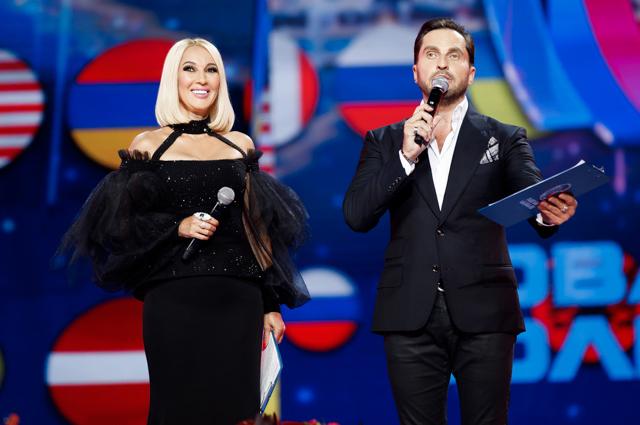 Лера Курдрявцева и Александр Ревва
