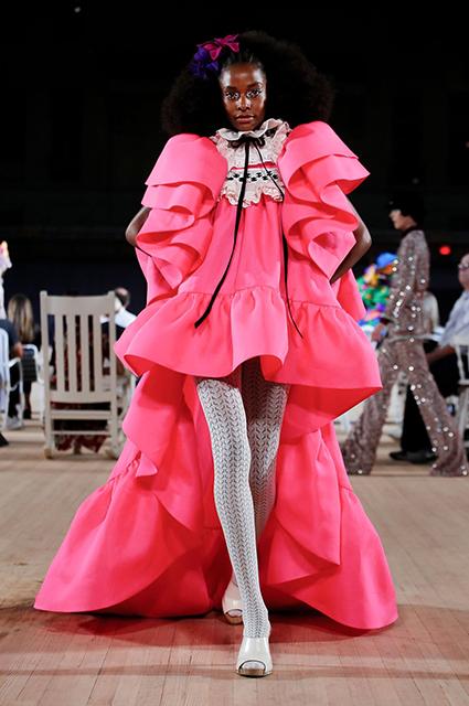 Неделя моды в Нью-Йорке: Белла и Джиджи Хадид, Кайя Гербер, Зендая на показе Marc Jacobs