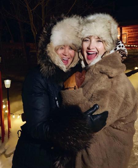 Голди Хоун и Кейт Хадсон