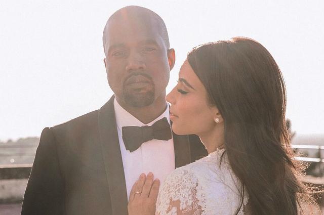 Ким Кардашьян и Канье Уэст станут родителями в четвертый раз