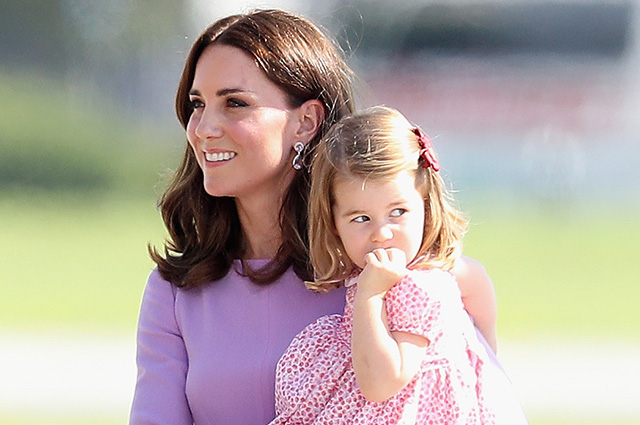 Кейт Миддлтон рассекретила ласковое домашнее прозвище принцессы Шарлотты