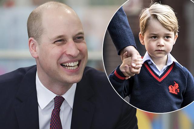 Принц Уильям рассказал о любимом мультфильме своего сына Джорджа