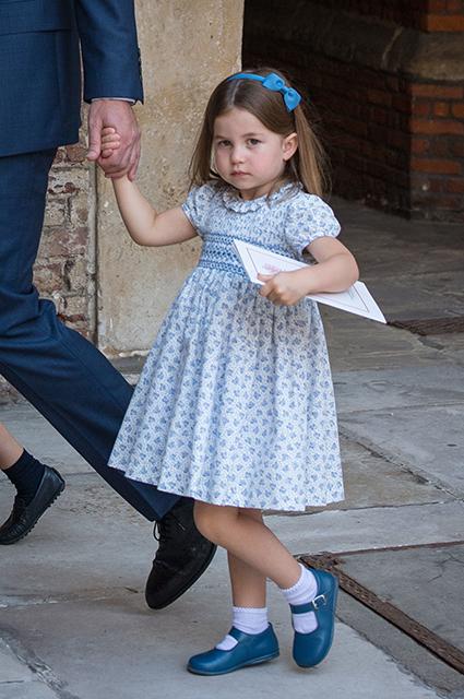 Принц Уильям рассказал забавный факт о своем сыне принце Луи