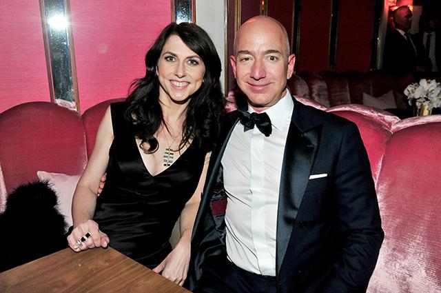 Самый богатый человек в мире Джефф Безос разводится с женой