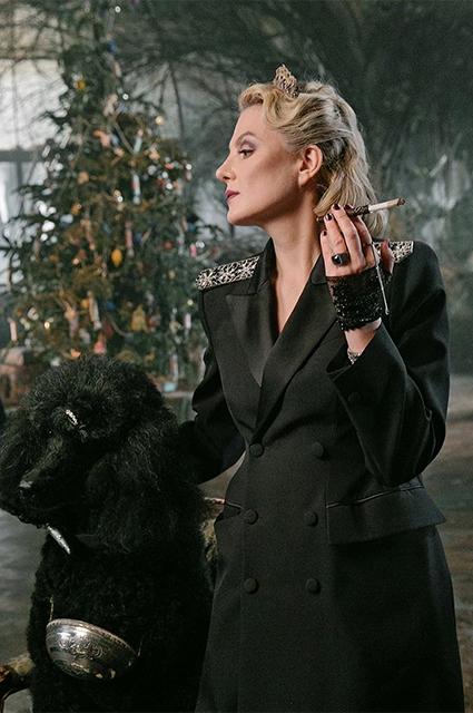 Богемная дама или звезда street style: разбираем крайности стиля Ренаты Литвиновой
