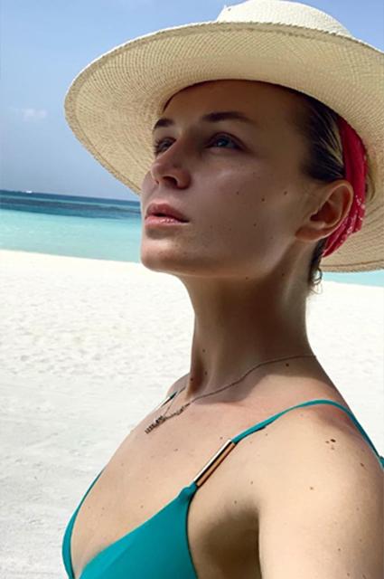 Море зовет: где проводят отпуска Светлана Ходченкова, Алеся Кафельникова, Кети Топурия и другие